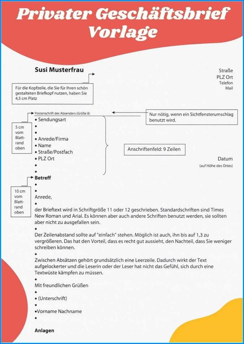 18 Beispiel Privater Geschaftsbrief Vorlage Das Gute Geschaftsbrief Geschaftsbrief Vorlage Offizieller Brief