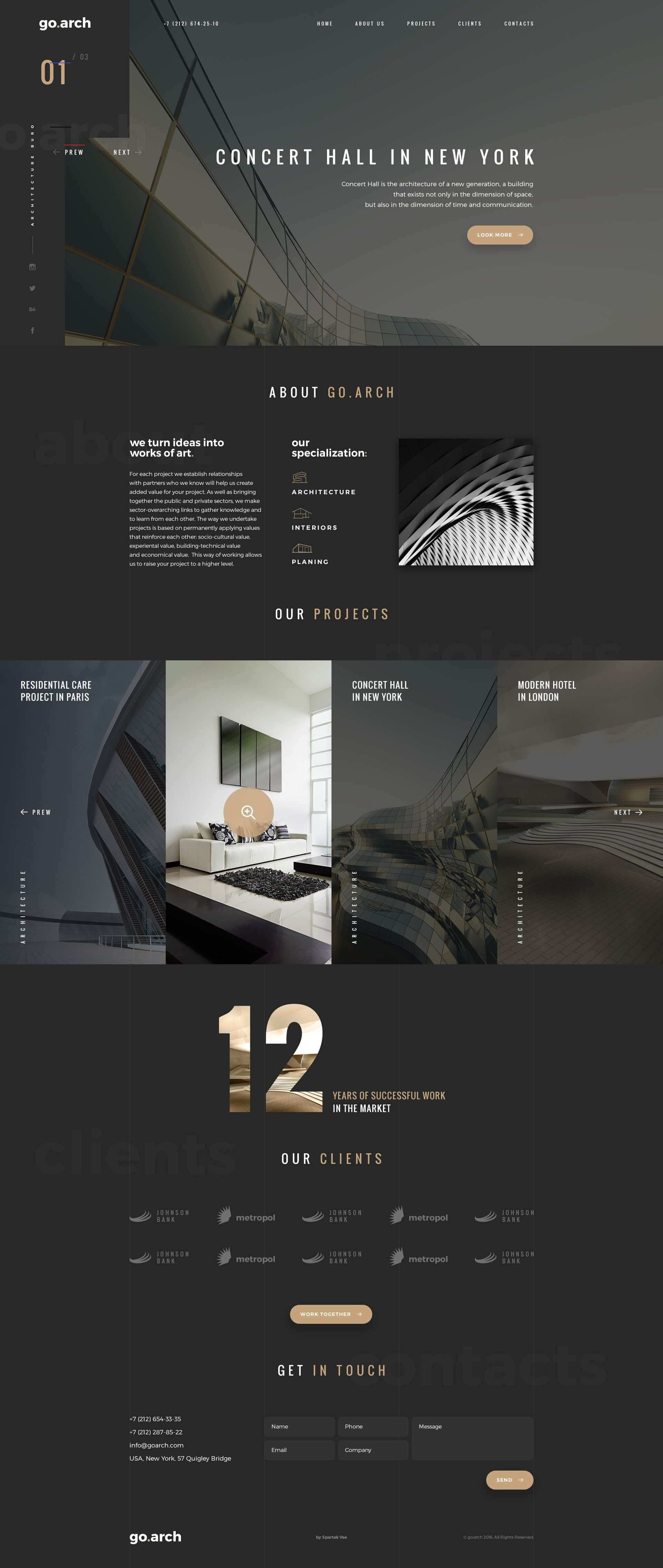 Webdesign In 2020 Vorlagen Webdesign Zweifarbig