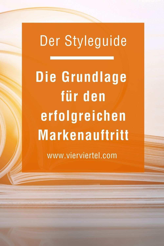 Grundlage Fur Einen Einheitlichen Und Bestandigen Markenauftritt Corporate Design Broschure Design Corporate