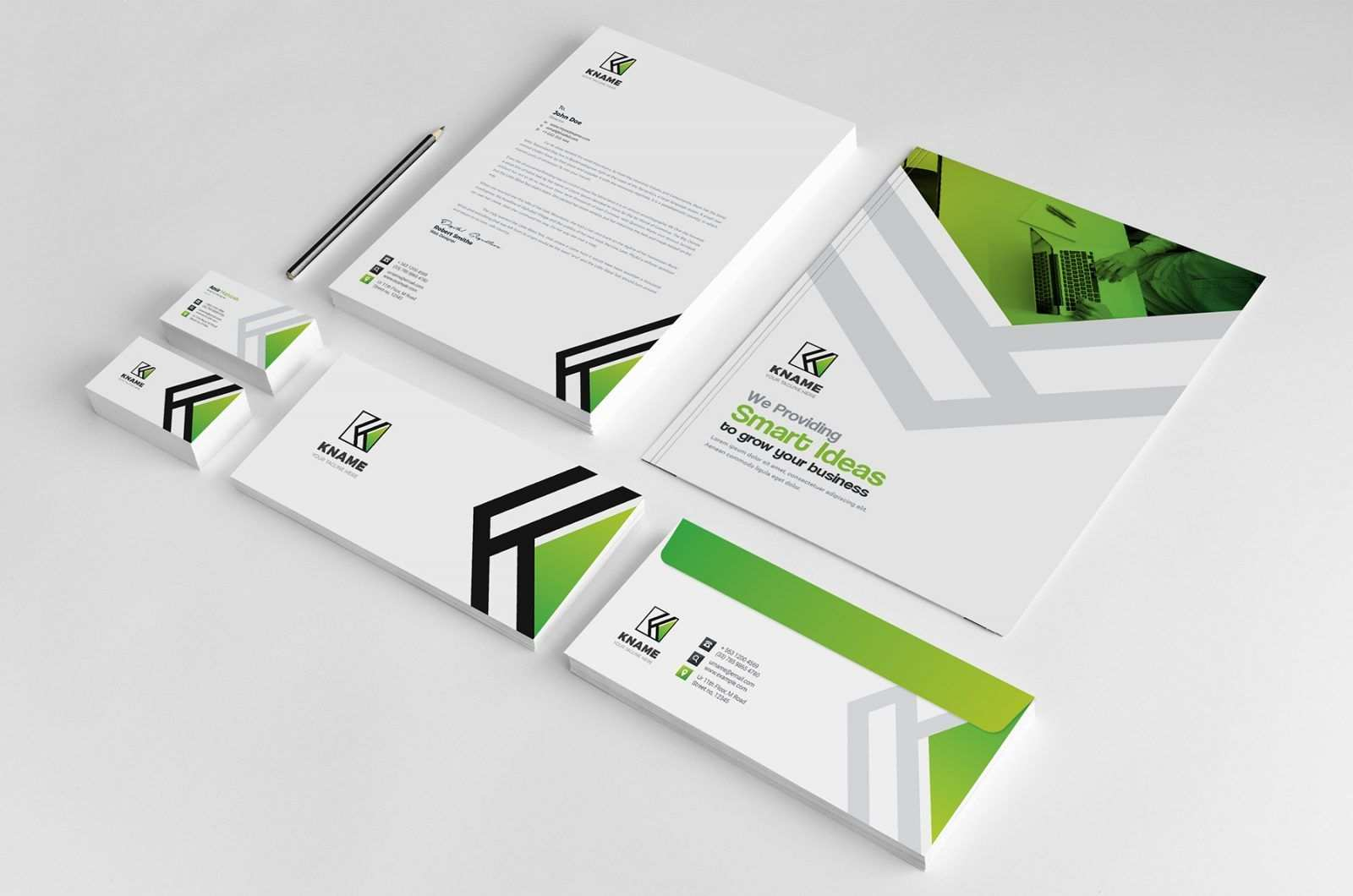 Name Corporate Identity Pack Design Template 002116 Corporate Identity Design Template Corporate Identity Design