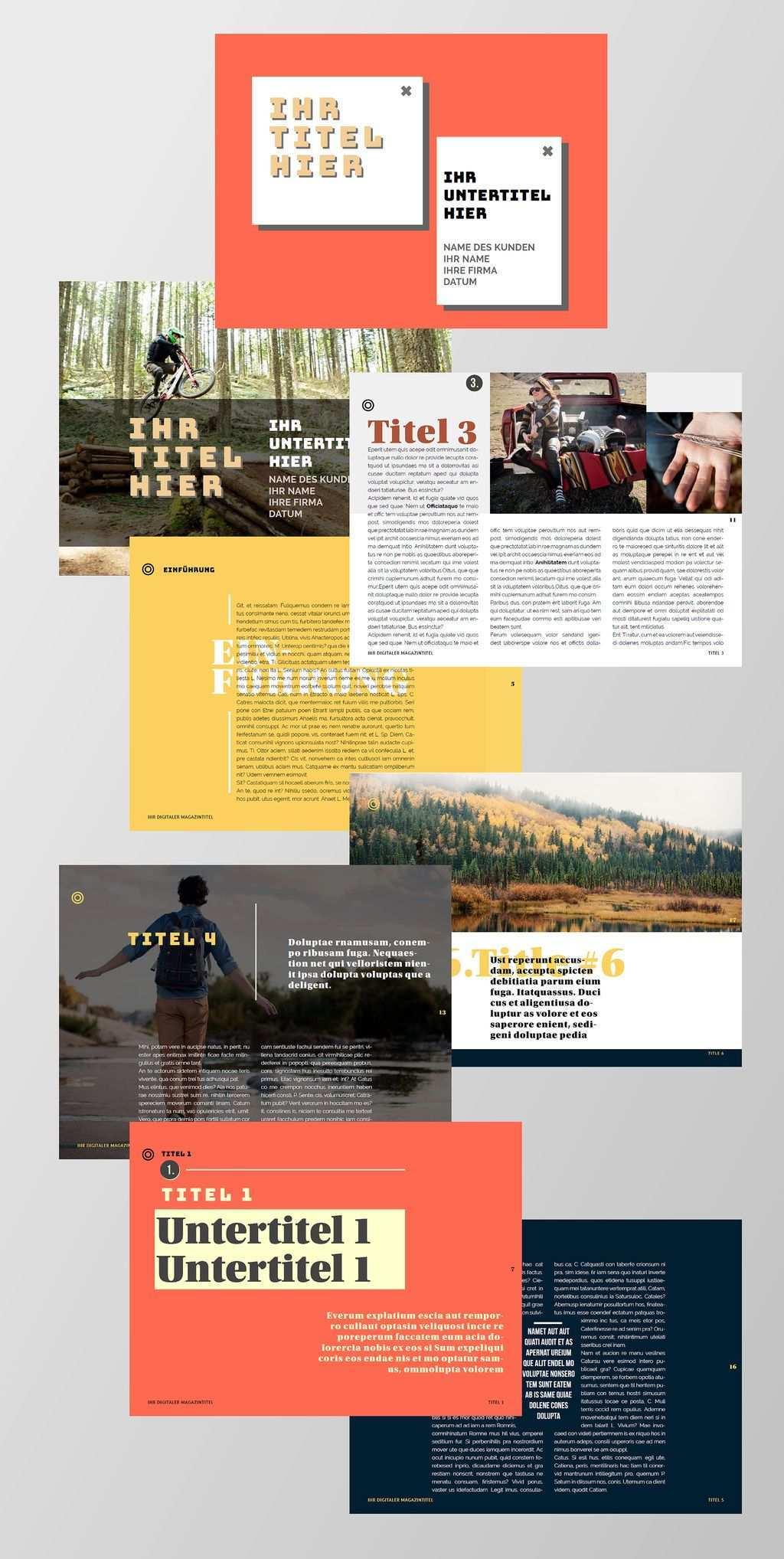 Kostenlose Indesign Vorlagen Fur Magazine Creative Connection Indesign Vorlagen Indesign Vorlage Vorlagen
