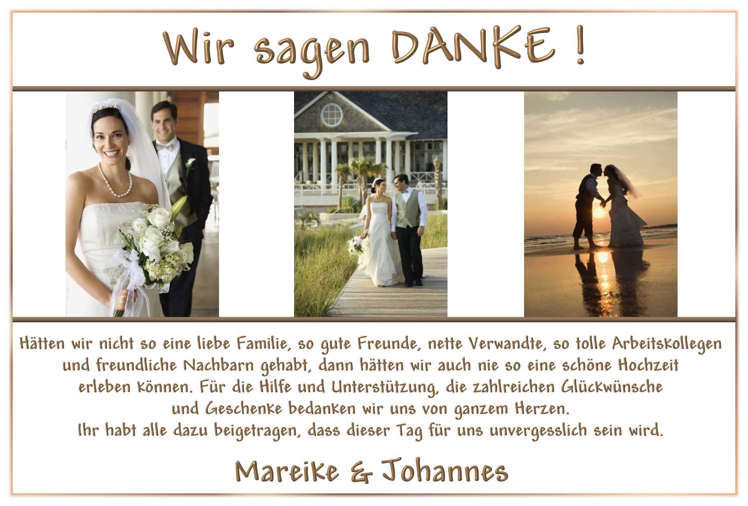 Danksagung Hochzeit Danksagung Hochzeit Hochzeit Bilder Dankeskarte Hochzeit