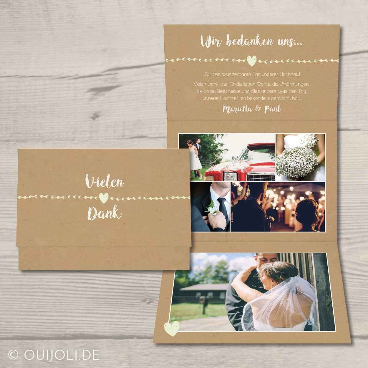 Home Traustube Dankes Karten Hochzeit Karte Hochzeit Danksagung Hochzeit