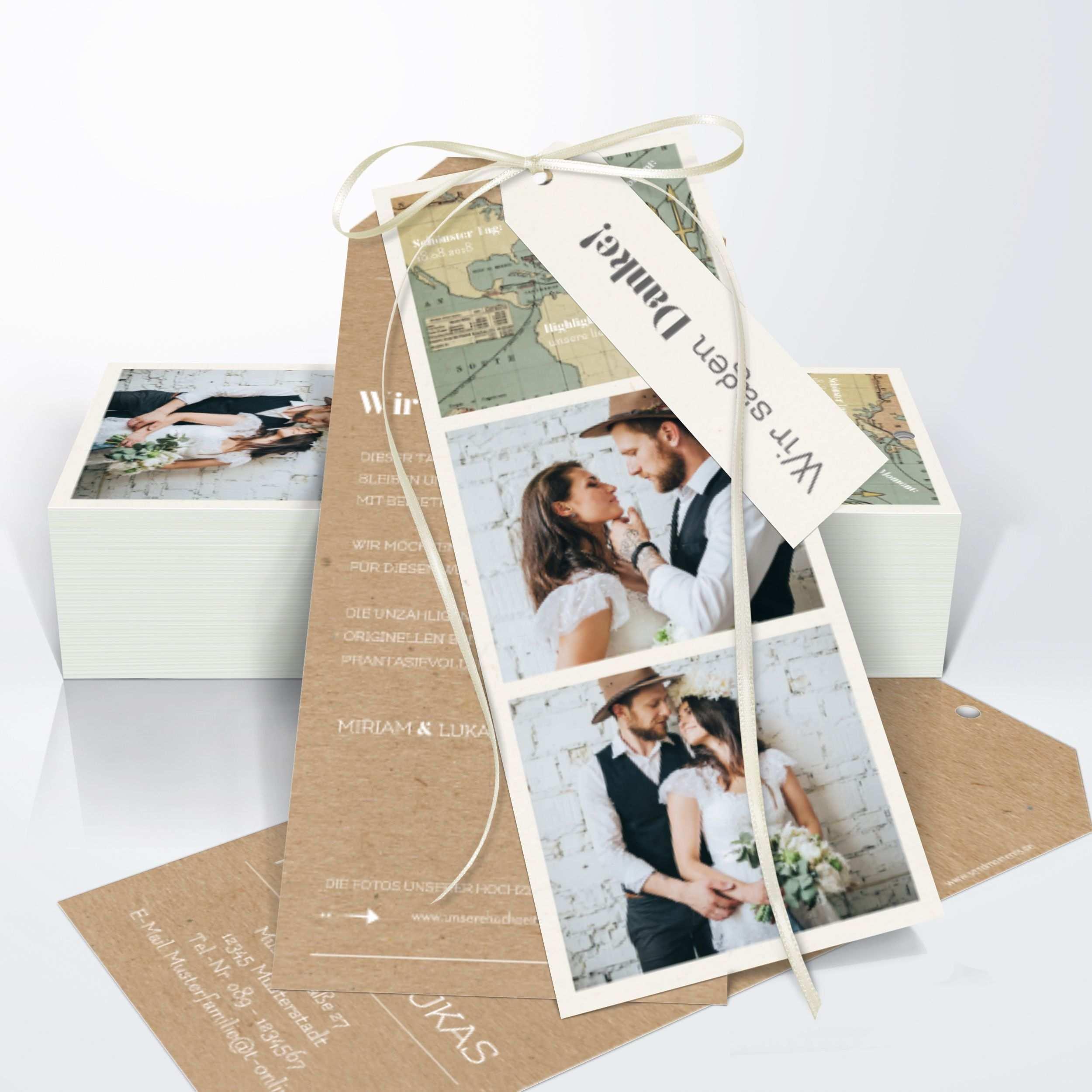 Danksagungskarte Hochzeit Entdeckungsreise Detail Danksagungskarten Hochzeit Dankes Karten Hochzeit Karte Hochzeit