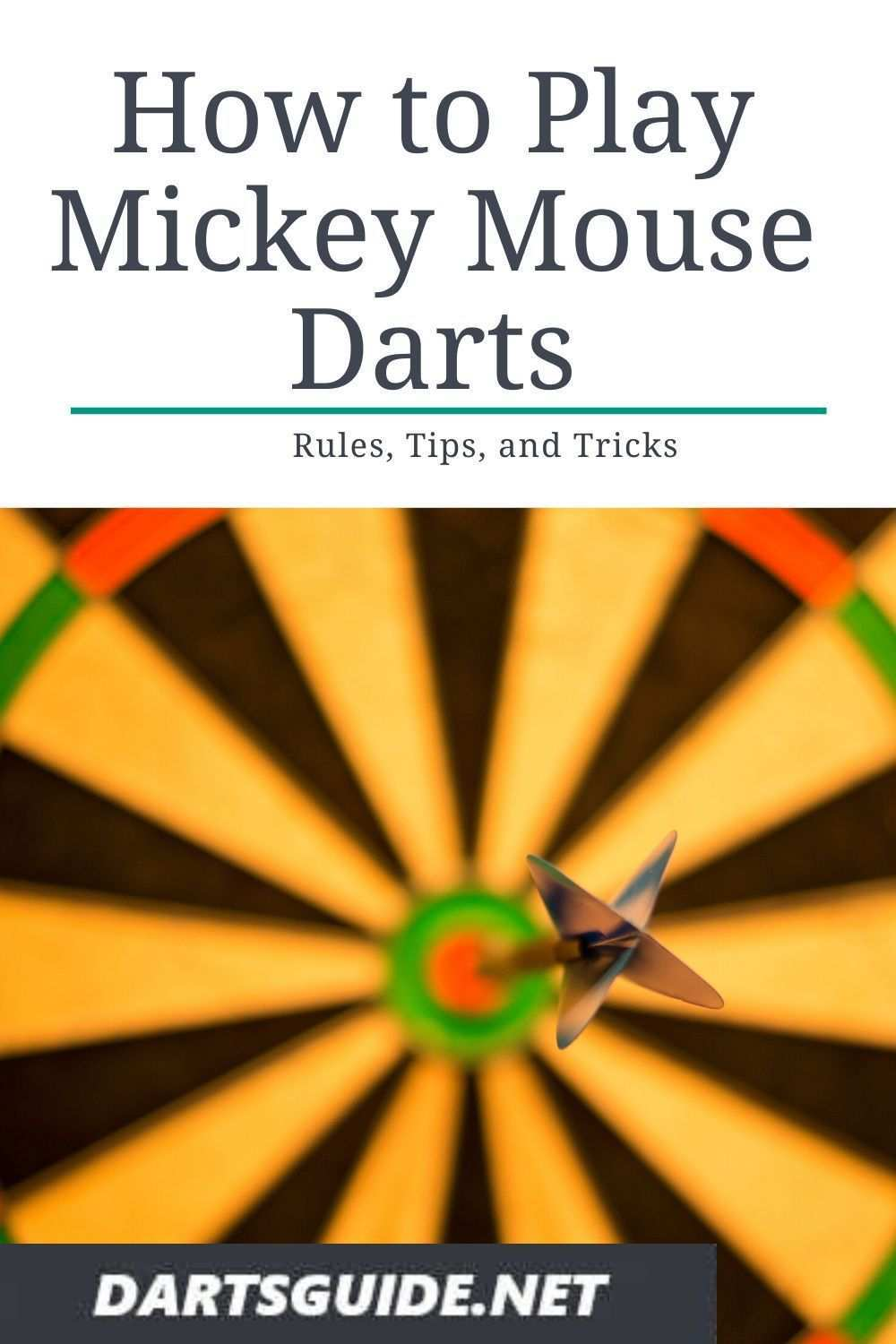 Dart Game Darts Game Mickey Mouse Mickey