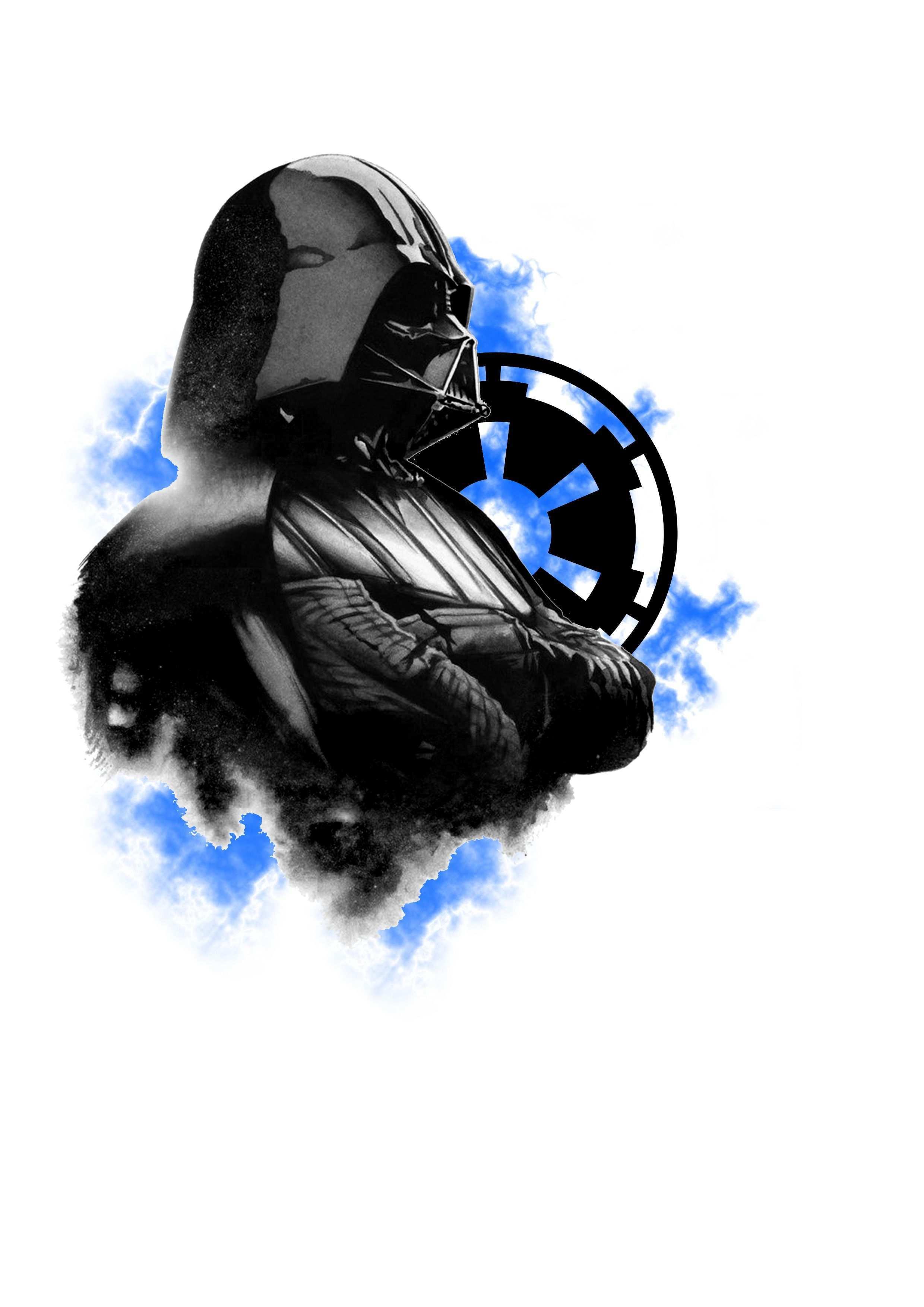 Darth Vader Tattoo Idea Darth Vader Tatuagem Star Wars Star Wars