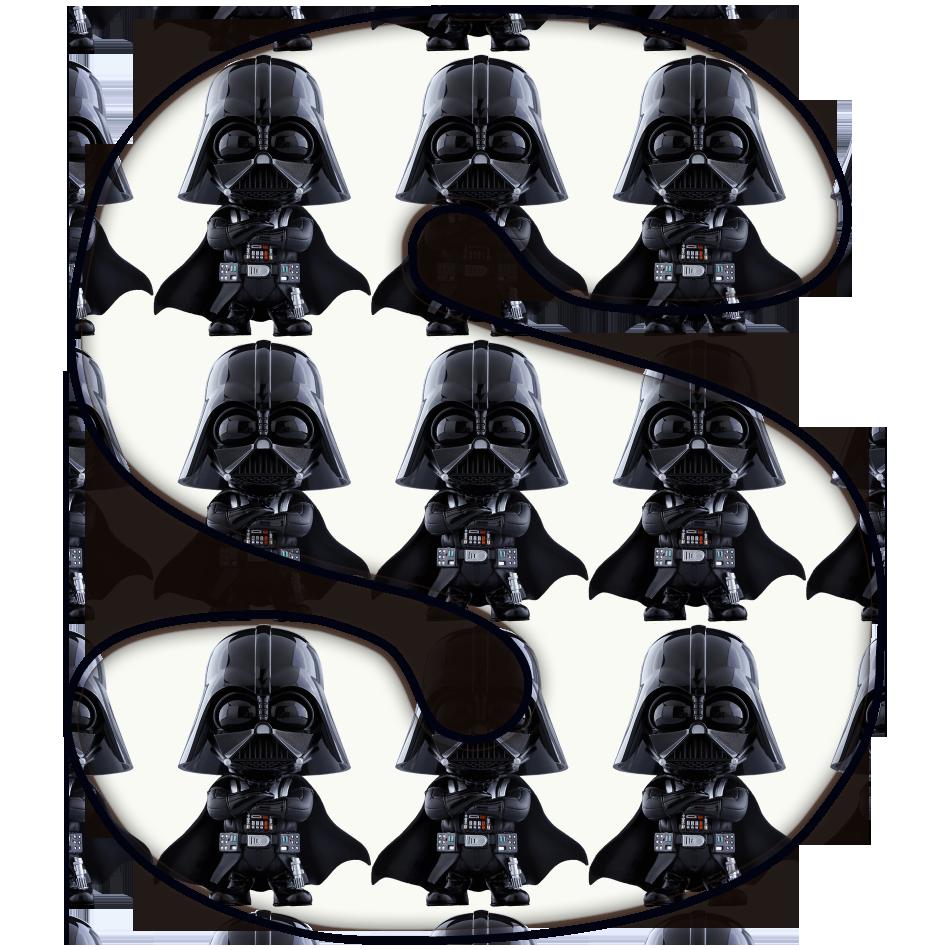 Buchstabe Letter S Star Wars Kids Star Wars Darth