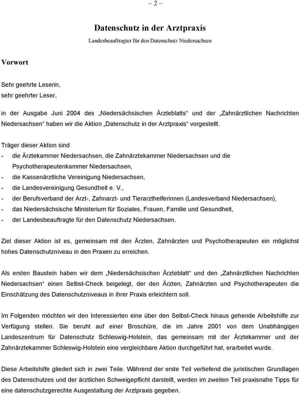 Datenschutz In Der Arztpraxis Pdf Free Download