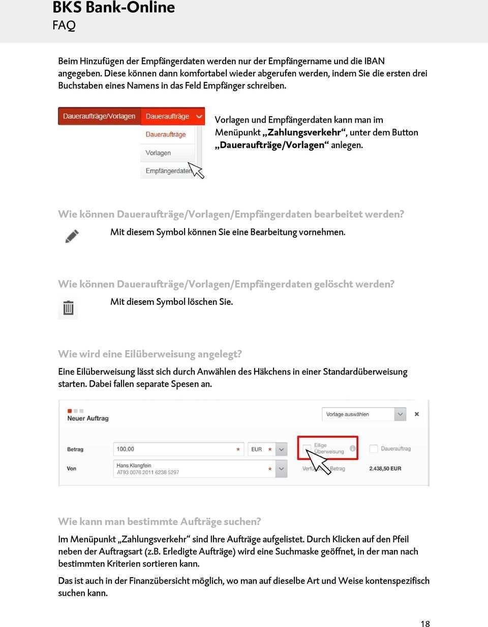 Bks Bank Online Faq Inhaltsverzeichnis Pdf Free Download