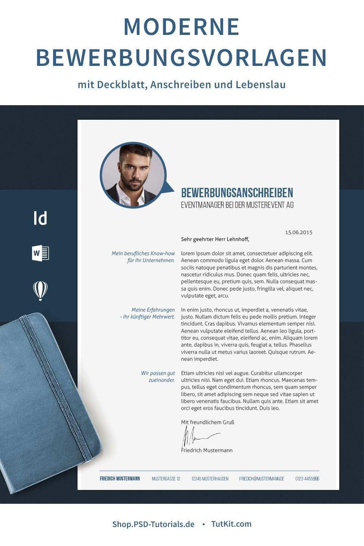 Moderne Bewerbungsvorlagen Herunterladen Word Indesign Lebenslauf Tipps Moderner Lebenslauf Lebenslauf