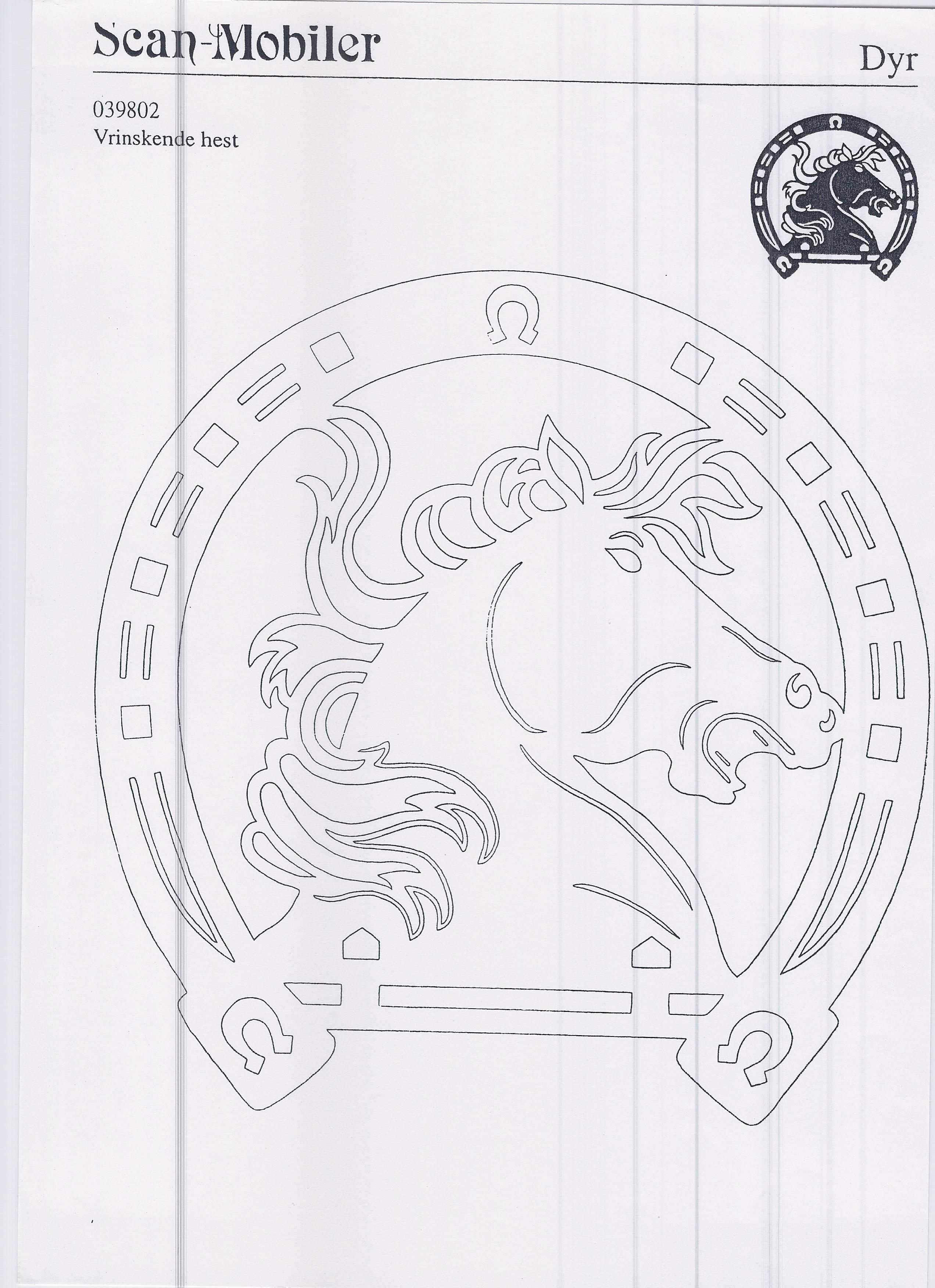 Hengst Dxf Vorlagen Ideen Pferdekunst