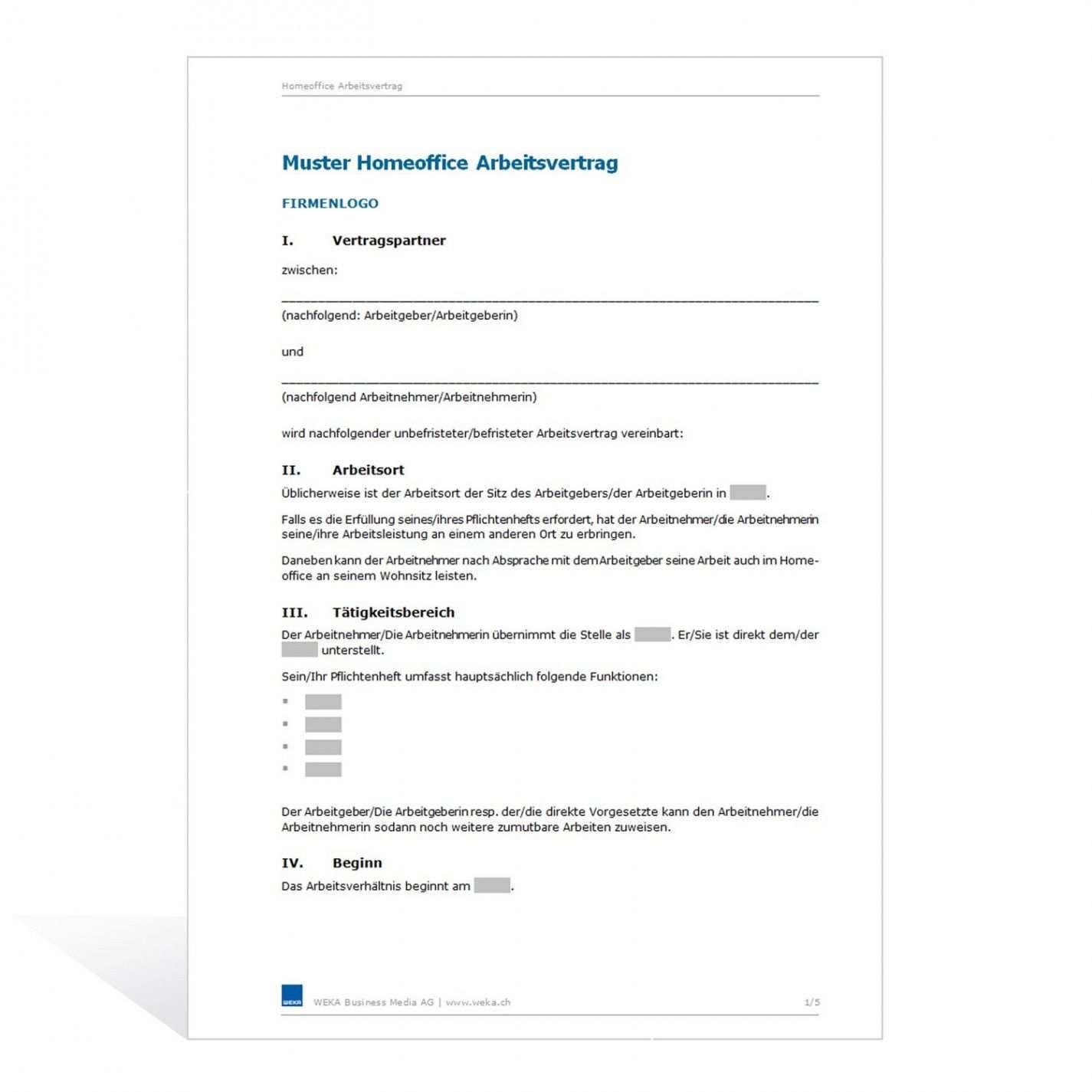 Scrollen Unsere Das Image Von Home Office Vereinbarung Vorlage Arbeitsvertrag Muster Lebenslauf Vorlagen Word Lebenslauf Muster