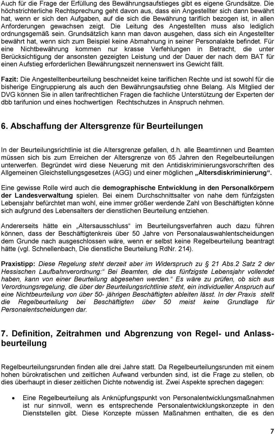 Richtlinien Fur Die Dienstliche Beurteilung Der Beamtinnen Und Beamten Und Angestellte Ab Vergutungsgruppe Vbdes Landes Hessen Pdf Free Download