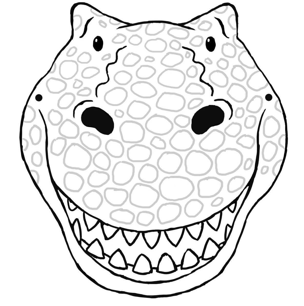Activities T Rex Mask Http Www Take2theweb Com Pub Litton Ca Images New T Rex Mask Jpg Masken Basteln Faschingsmasken Vorlagen Masken Vorlage