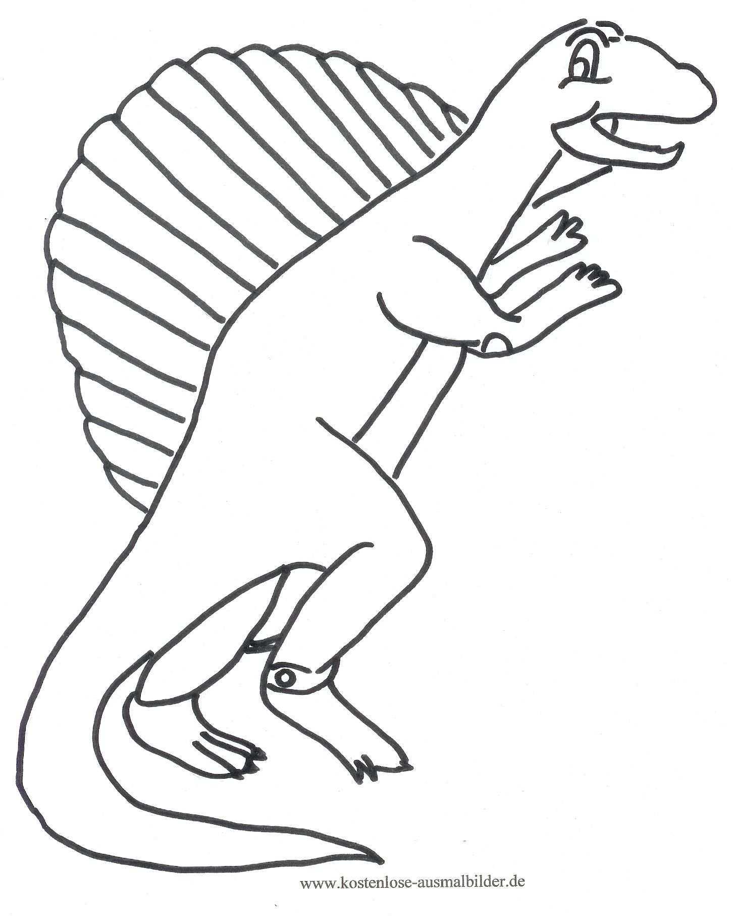 Ausmalbild Dino Ausdrucken Malvorlage Dinosaurier Malvorlagen Zum Ausdrucken Ausmalen