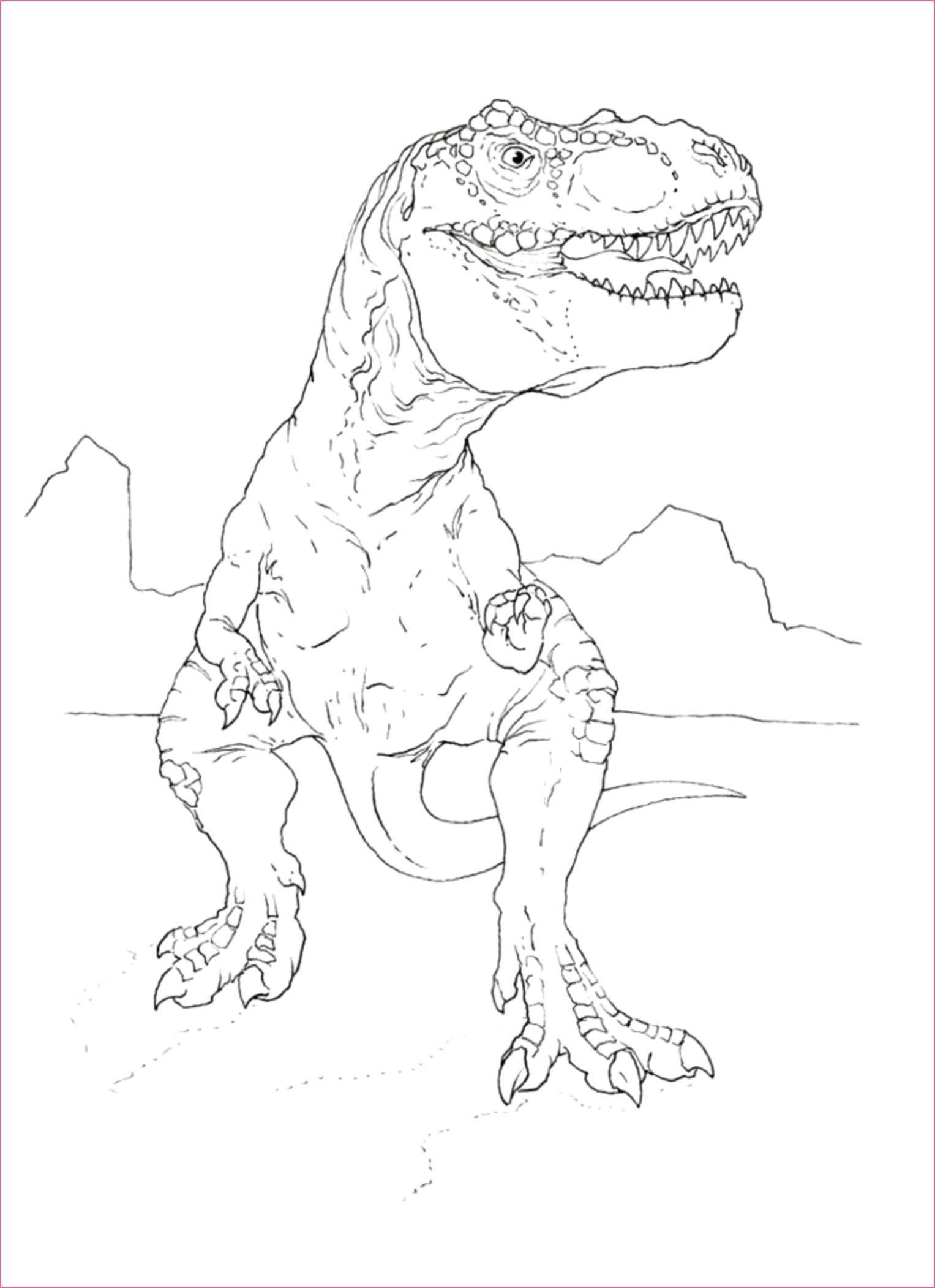 Dinosaurier Landschaft Malvorlage Dinosaurier Malvorlagen Tiere Malvorlagen Zum Ausdrucken