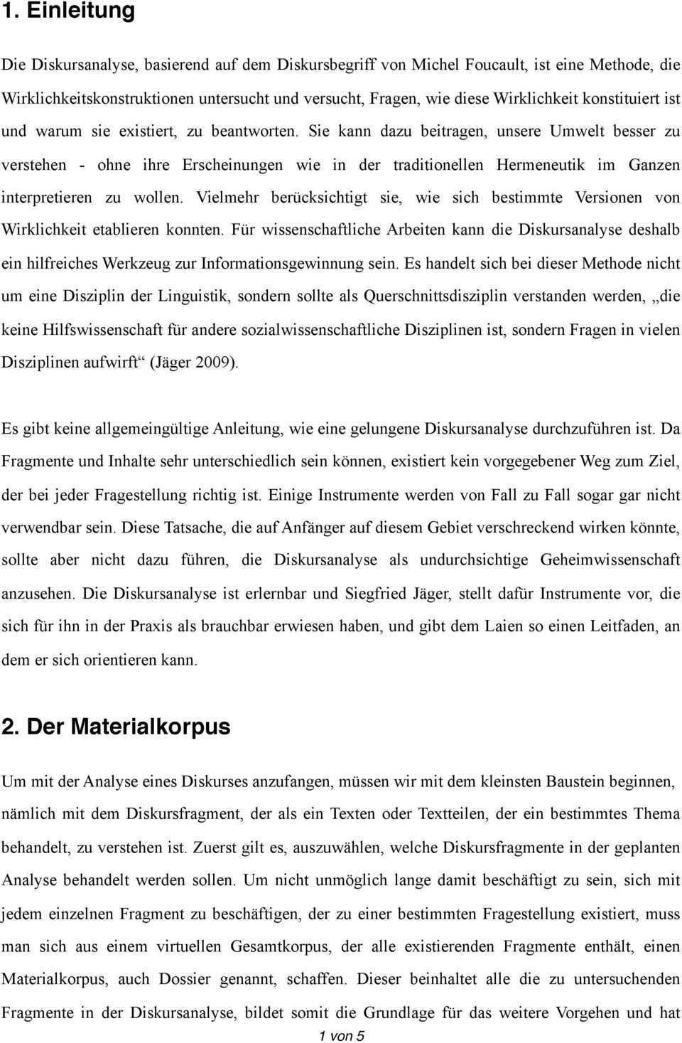 1 Einleitung 2 Der Materialkorpus 3 Das Analyseverfahren 4 Quellen Pdf Free Download