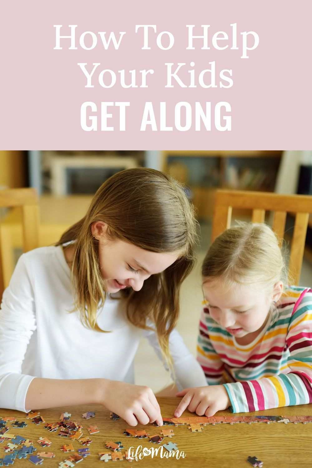 6 Ways To Stop Sibling Fighting And Help Your Kids Get Along In 2020 Sibling Fighting Difficult Children Parenting Hacks