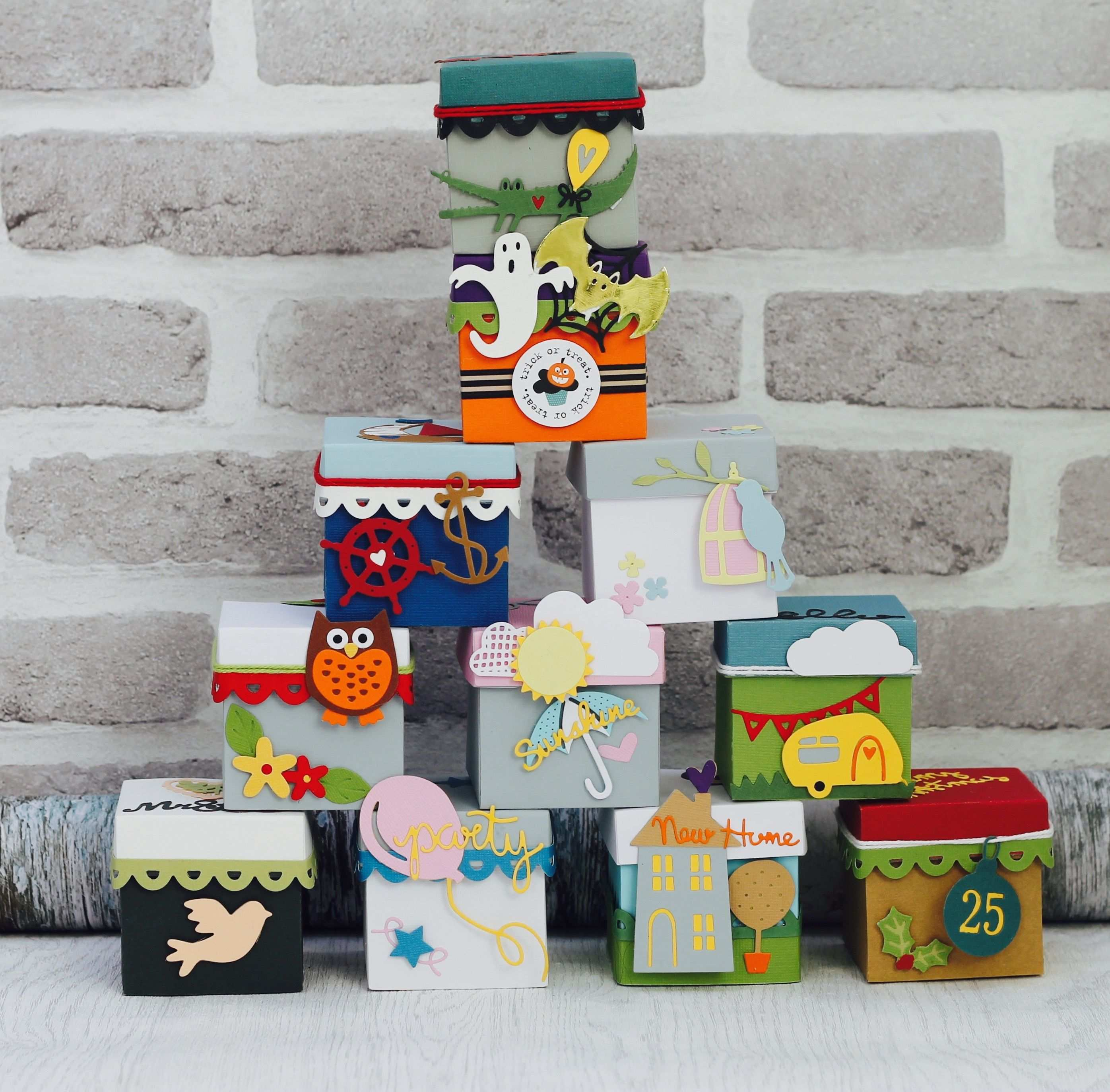 Gorgeous Gift Boxes Daily Inspiration From Our Bloggers Potpourri Gift Creative Gift Wrapping Paper Crafts