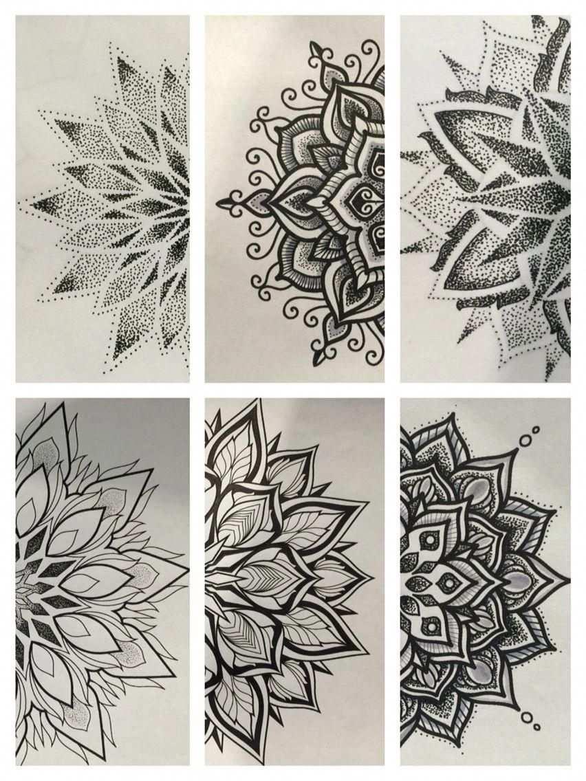 Dotwork Tattoo Mandalatattoo Mandala Tattoo Design Tattoos Mandala Tattoo