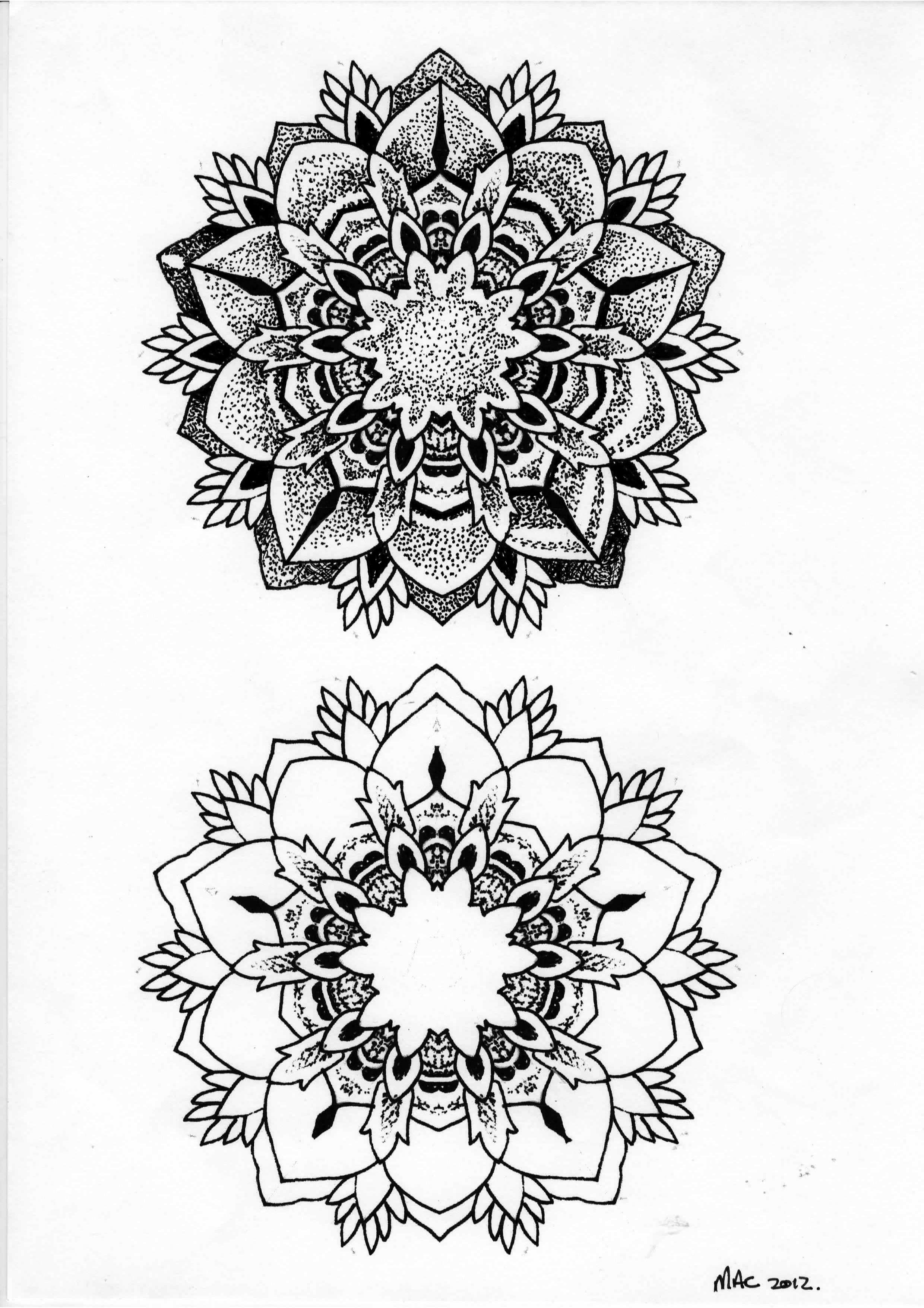 Art Gallery Stateofgrace De Tatoo Tatuagem Mandala Tatuagens Inspiradoras