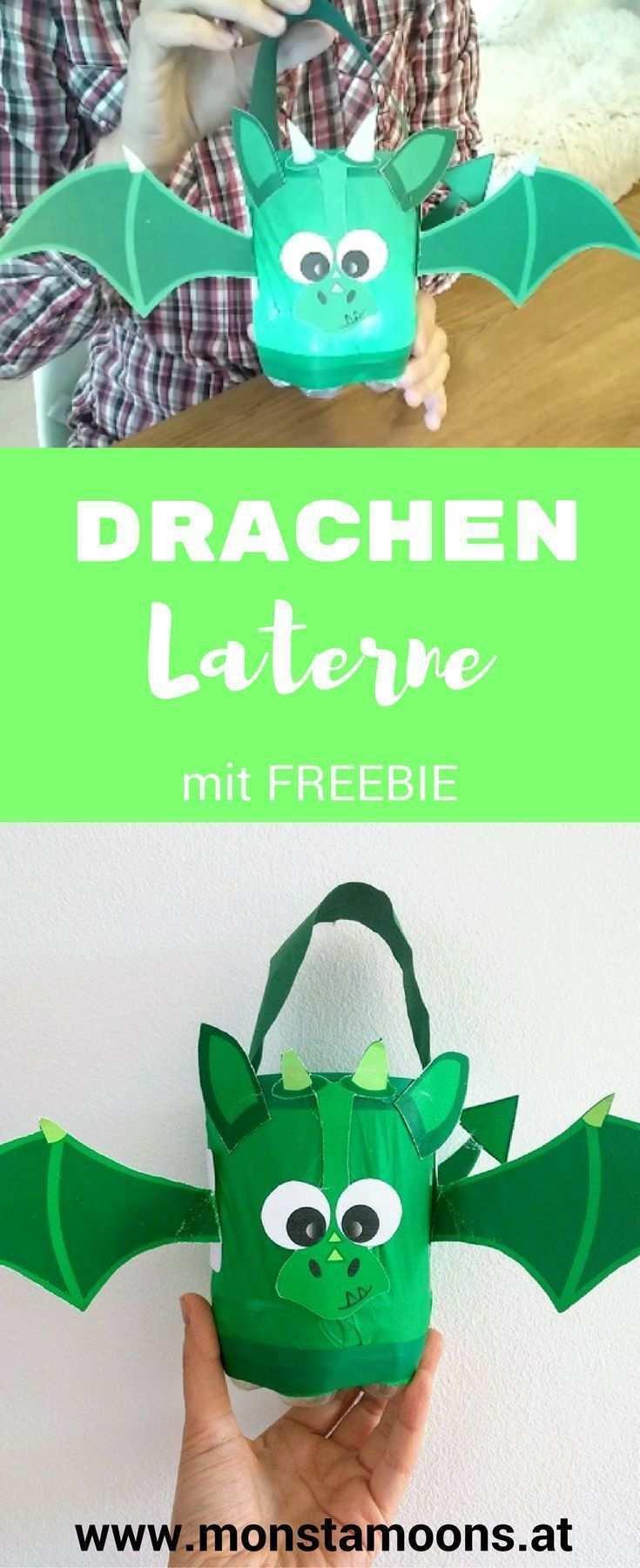 Helmut Die Drachenlaterne In 2020 Laternen Basteln Kinderleichte Laternen Basteln Diy Laternen