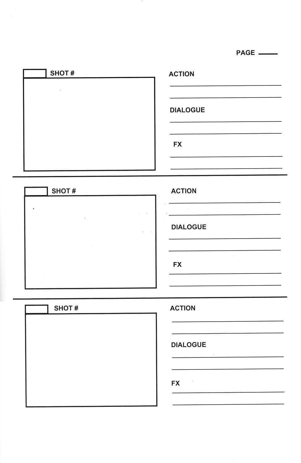 Pin By Penny Lefler On Storyboarding Storyboard Template Animation Storyboard Storyboard Ideas