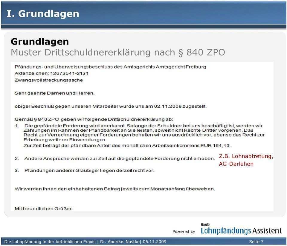 Die Lohnpfandung In Der Betrieblichen Praxis Pdf Free Download