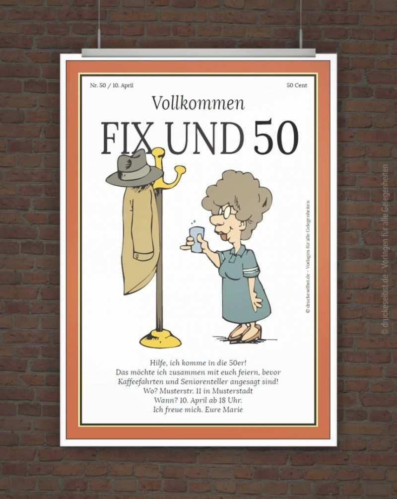 Einladungskarten Zum 50 Geburtstag Selber Drucken Einladung 50 Geburtstag Lustig Einladung 50 Geburtstag 50 Geburtstag Lustig