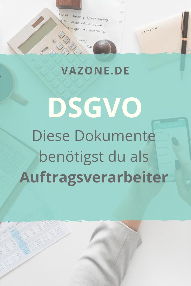 Was Musst Du Als Virtuelle Assistenz Uber Die Dsgvo Wissen Dsgvo Berufung Finden Arbeiten Von Zuhause