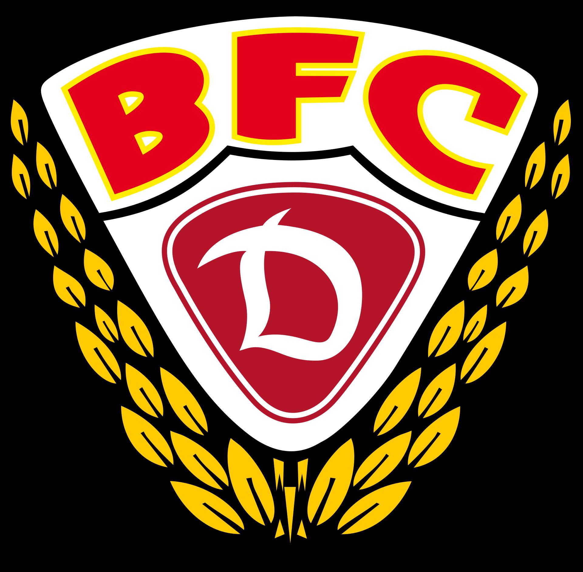 Das Logo Des Bfc Dynamo Entsprach Weitestgehend Auch Dem Abzeichen Abzeichen Fussball Dynamo