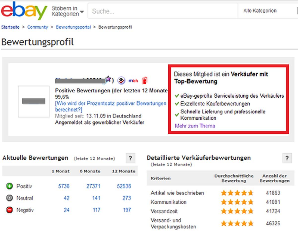 Ebay Bewertung Abgeben So Geht S Chip
