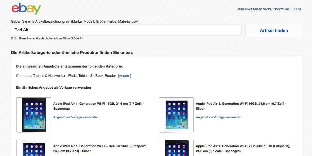 Ebay Auf Dem Weg Zum Top Verkauf Macwelt