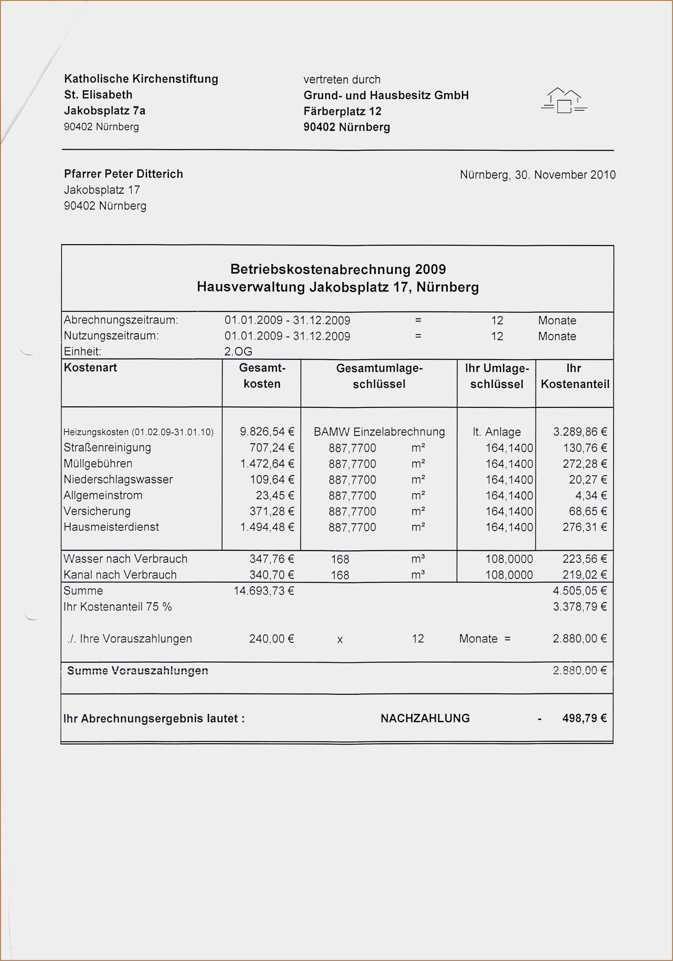 33 Neu Nebenkostenabrechnung Vermieter Vorlage Vorrate Vorlagen Word Vorlagen Lebenslauf Vorlagen