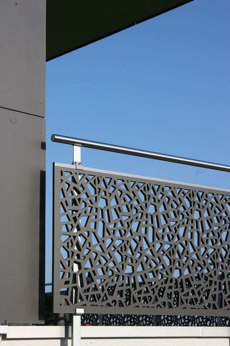 Balkongelander 19 Praktische Und Stilvolle Gestaltungsideen Balkon Terrassen Zenideen Balkon Gelander Design Gelander Balkon Aussengelander