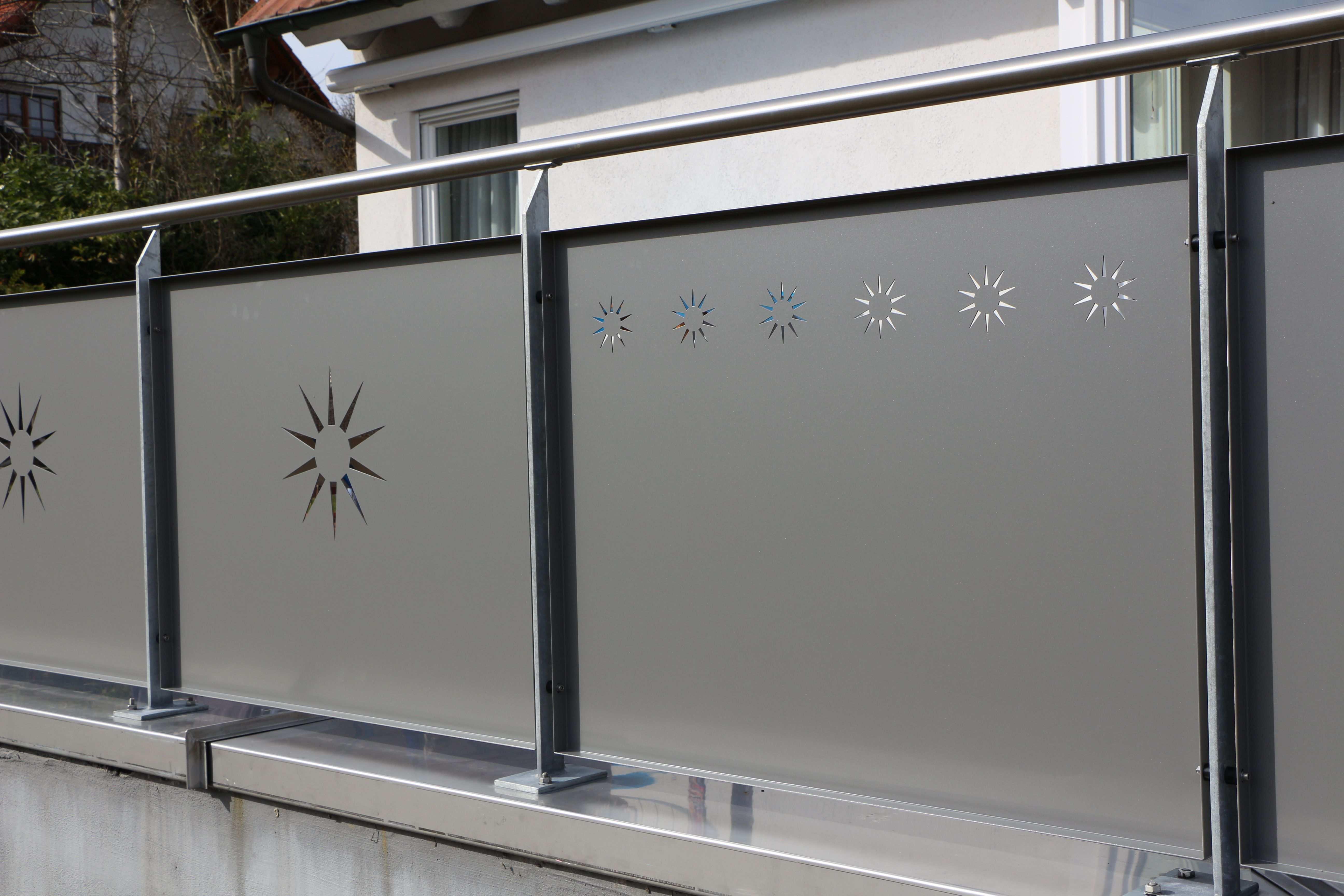 Gelander Metallbau Stahlbau Metalltechnik
