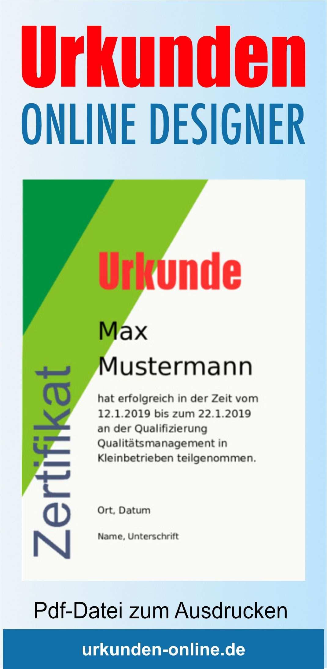Professionelle Teilnahme Urkunden Online Gestalten Und Drucken Urkunde Urkunden Selbst Gestalten Gestalten
