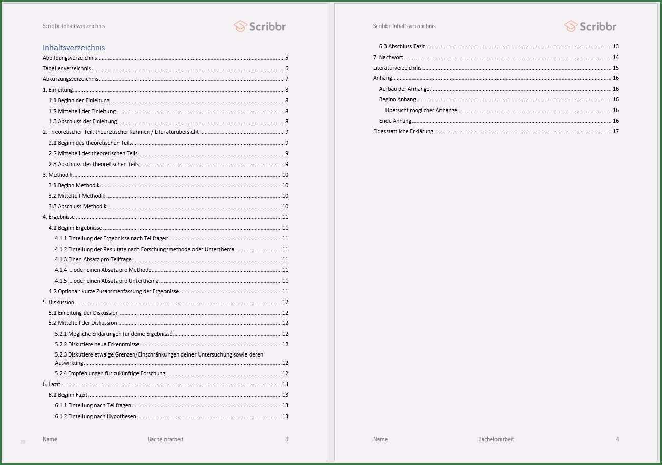 19 Schon Bachelorarbeit Vorlage Lebenslauf Gliederung Bachelorarbeit Bewerbungsschreiben