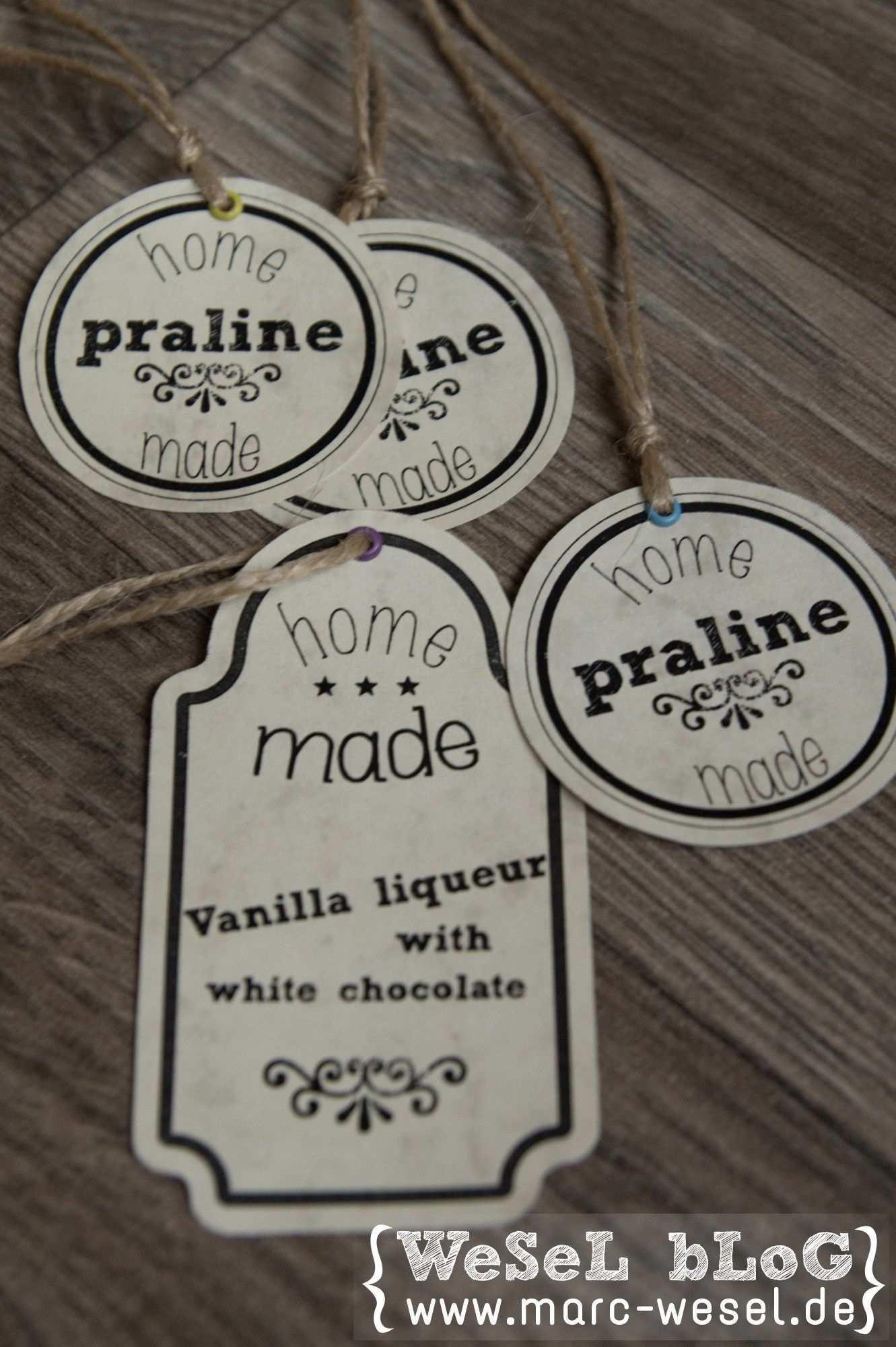 Labels Fur Pralinen Und Likor Diy Wesel Blog Diy Handlettering Plotten Etiketten Vorlagen Etiketten Gestalten Etiketten Vorlagen Kostenlos