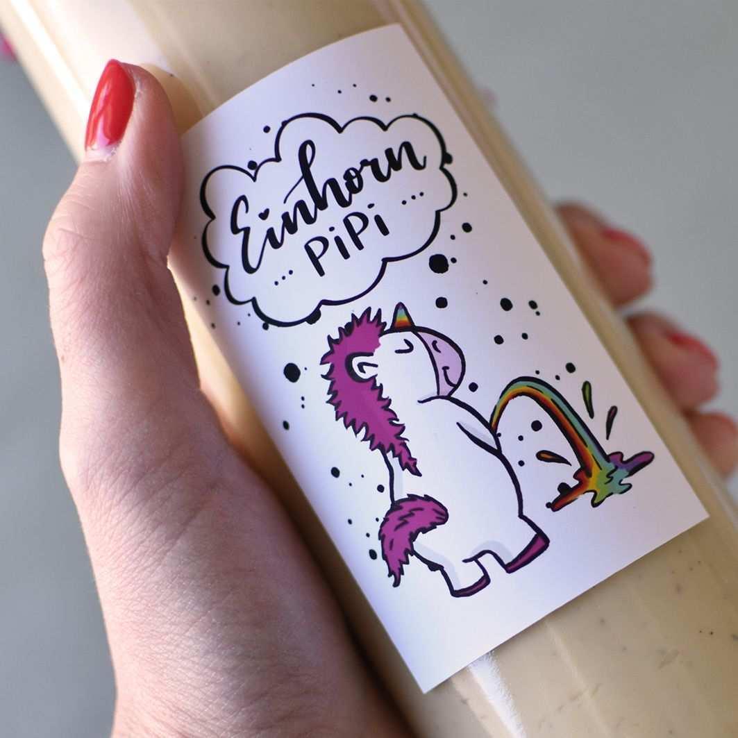 Download Eierlikor Einhorn Etiketten Lucky Me Caro Etiketten Selber Drucken Etiketten Drucken Etiketten Selber Machen