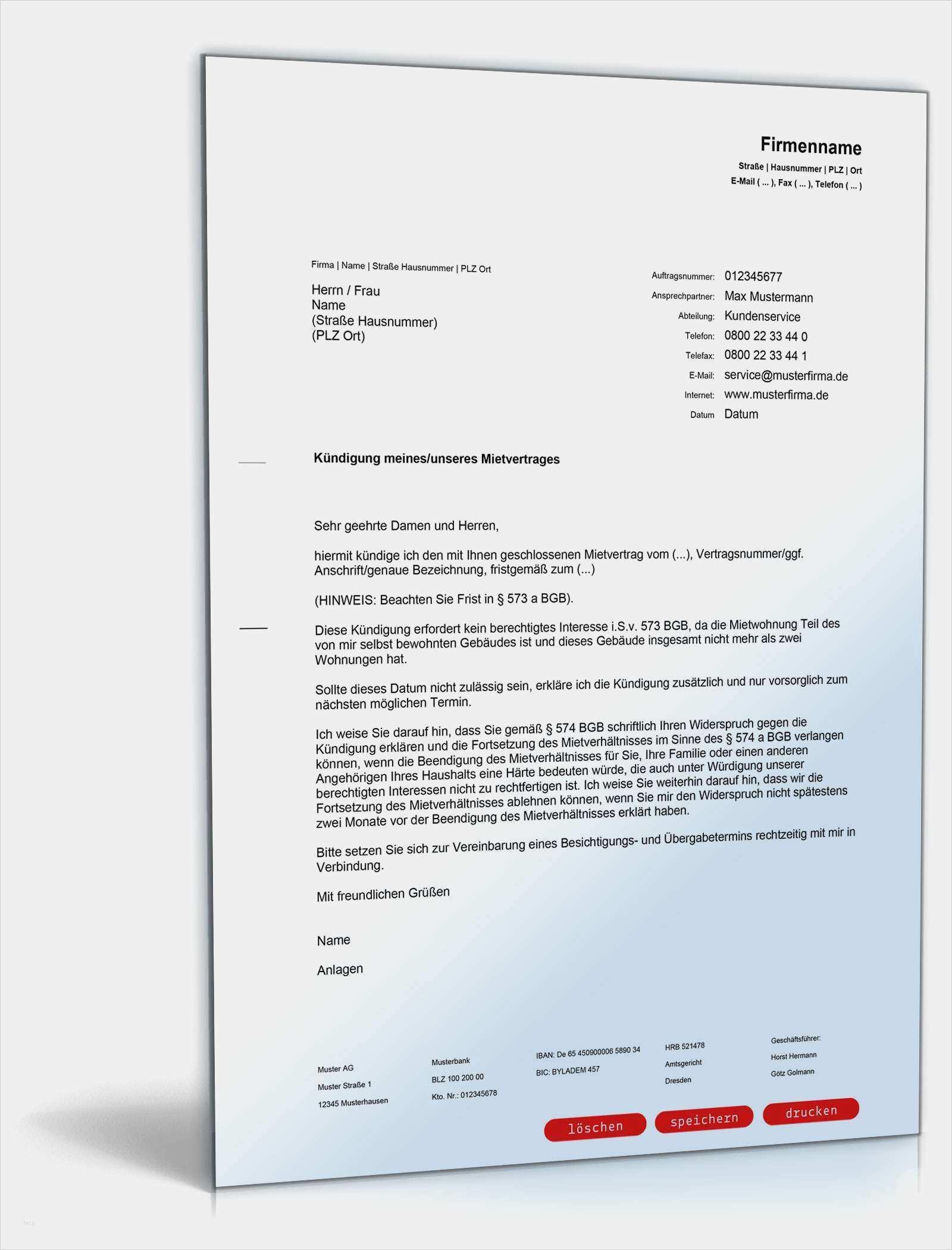30 Wunderbar Kundigung Mietvertrag Wegen Eigenbedarf Vorlage Kostenlos Pdf Galerie Vorlagen Word Vorlagen Lebenslauf Vorlagen Word