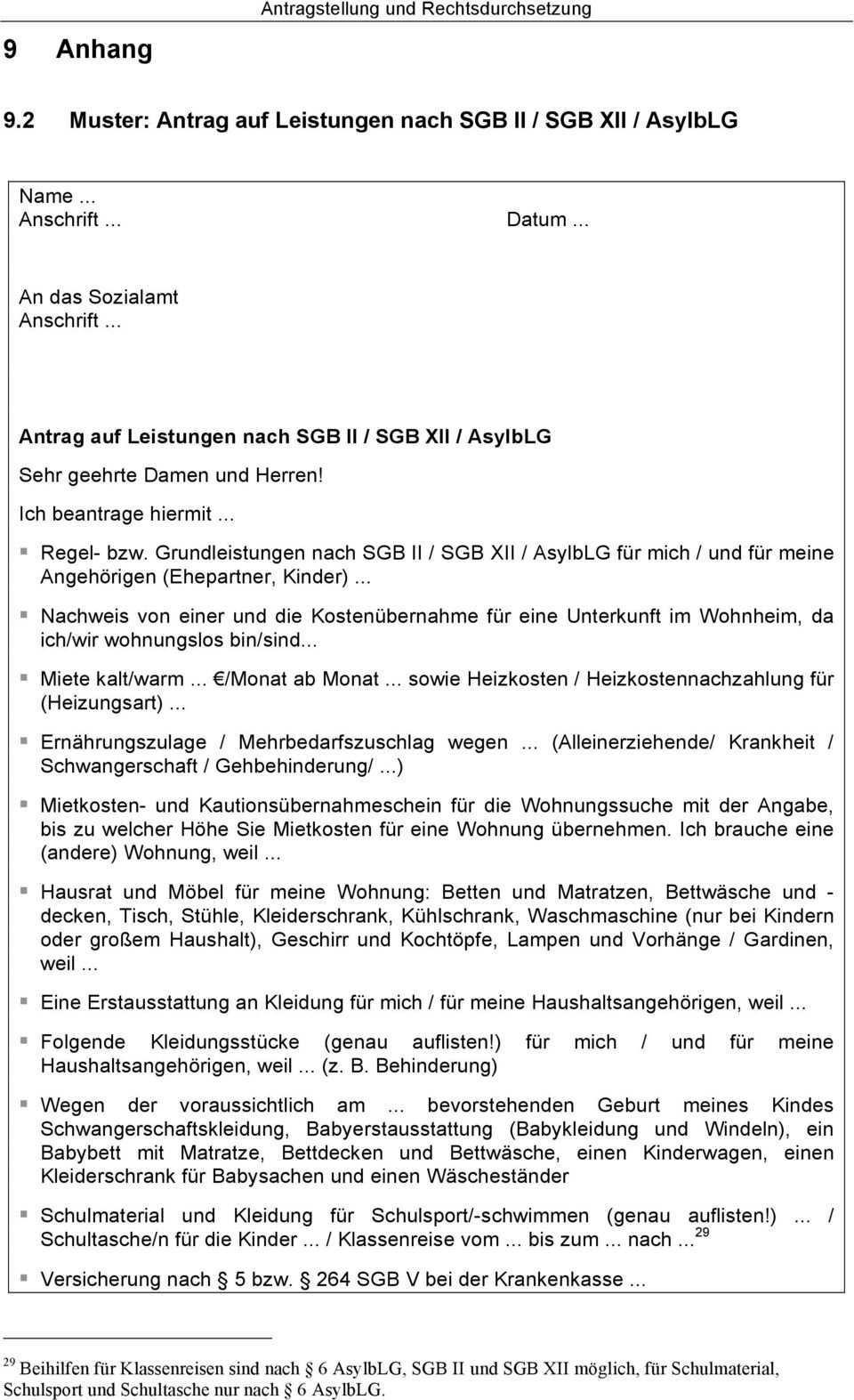 8 Antragstellung Und Rechtsdurchsetzung Pdf Free Download