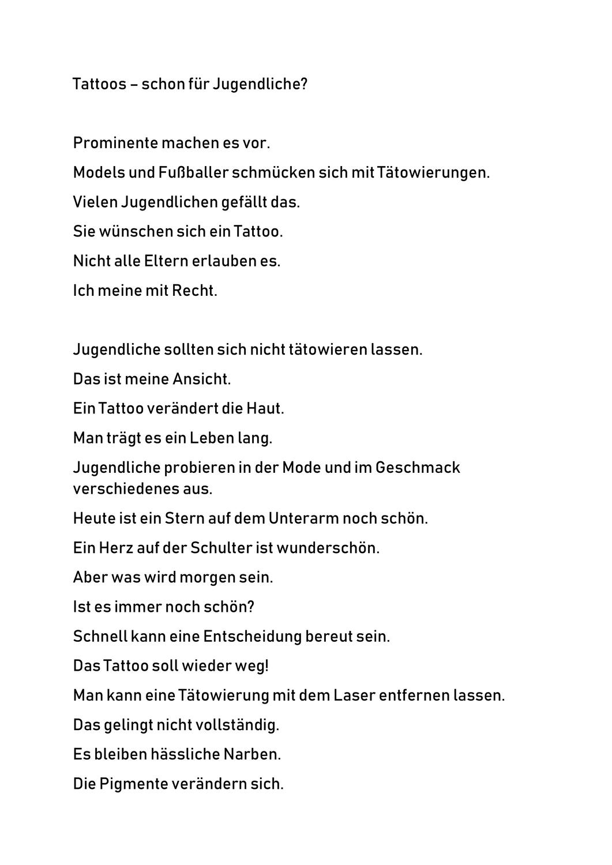 Schriftlich Argumentieren Leichte Sprache Unterrichtsmaterial Im Fach Deutsch Leichte Sprache Sprache Unterrichtsmaterial
