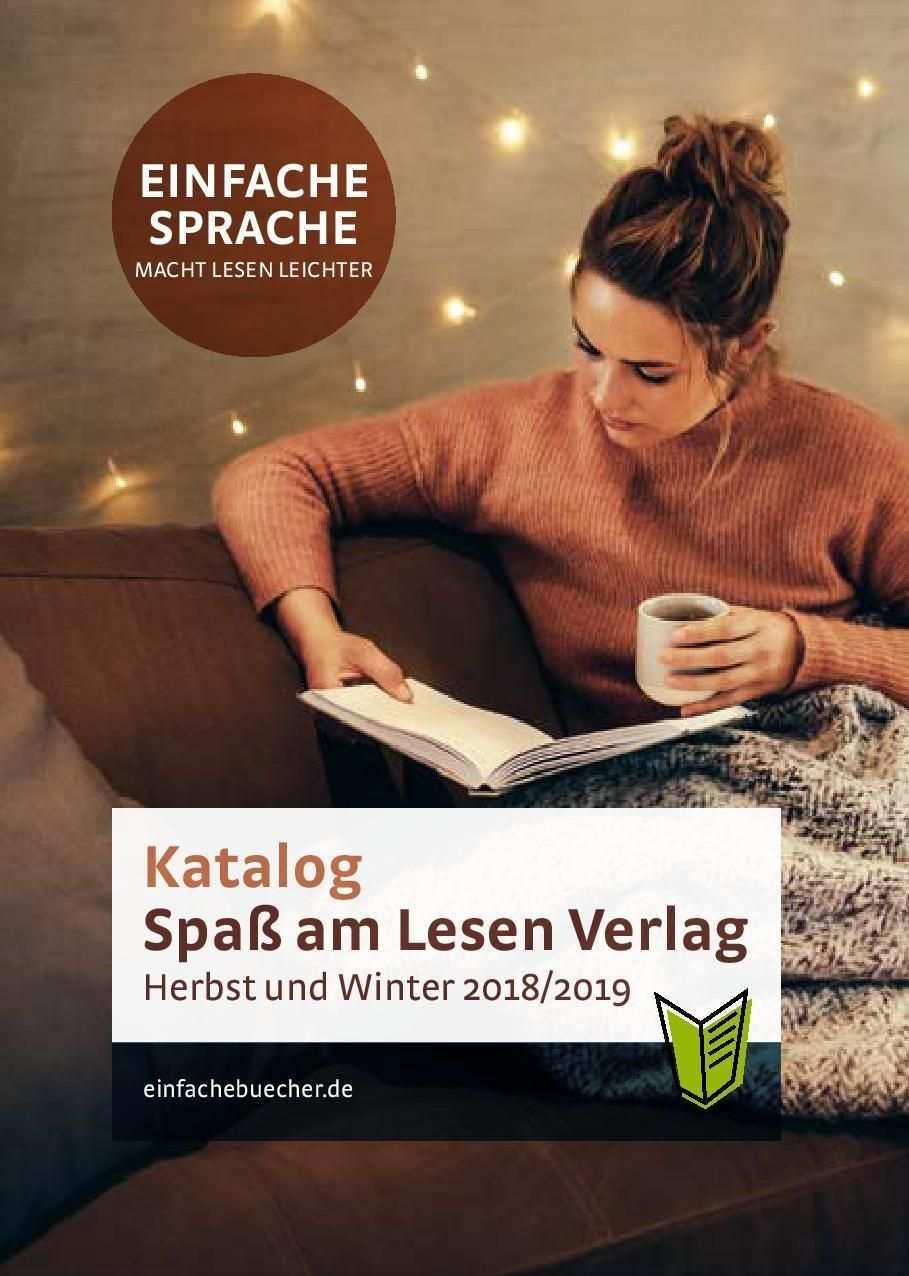 Katalog Leichte Sprache Lesen Sprache