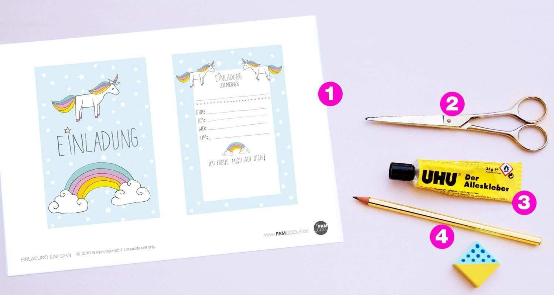 Diy Einhorn Einladung Zum Kindergeburtstag Free Printable Familicious Vorlage Einladung Kindergeburtstag Einladung Kindergeburtstag Einladungskarten Kindergeburtstag