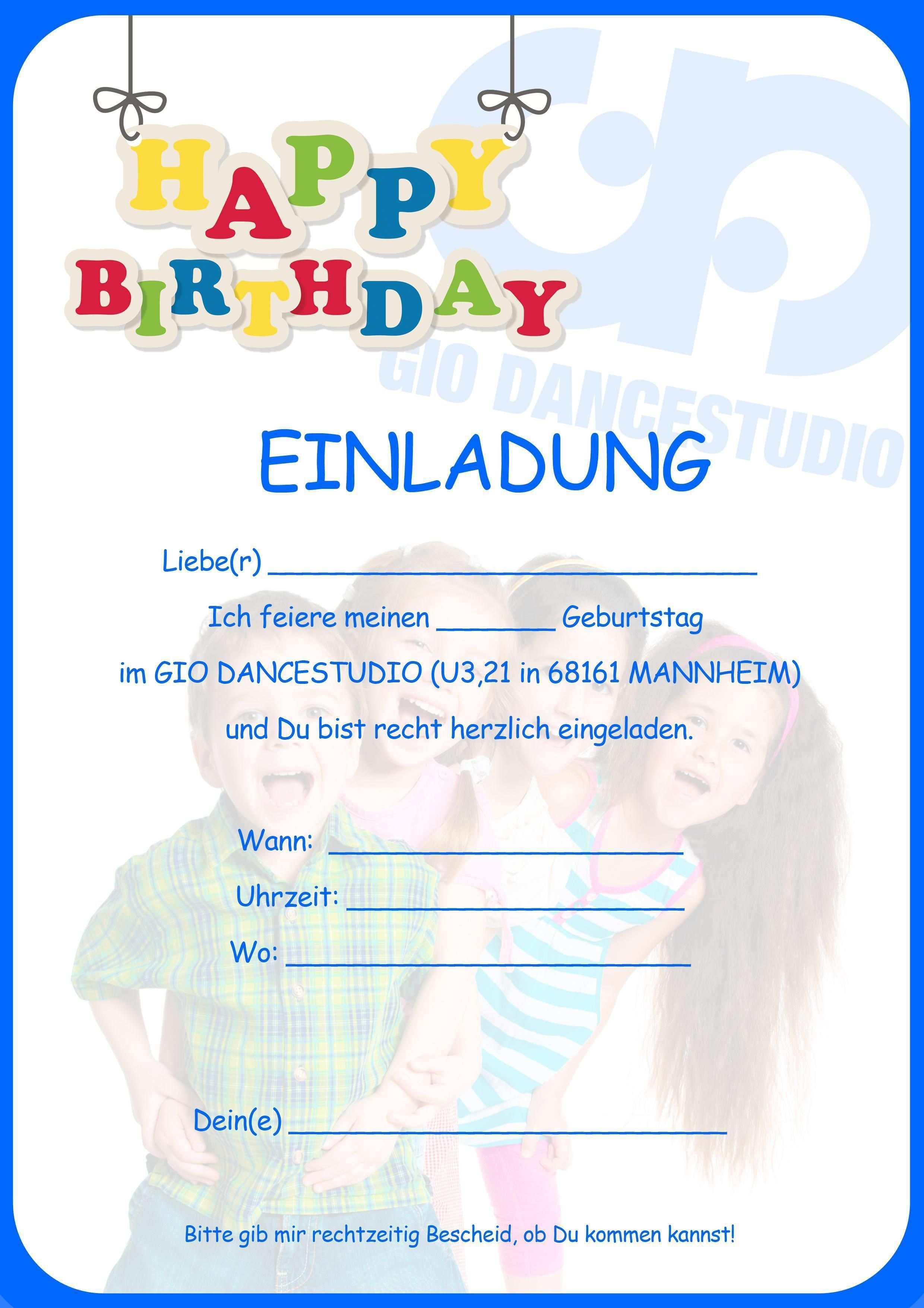 Geburtstag Einladungskarte Einladungskarten 18 Gebu Vorlage Einladung Kindergeburtstag Einladung Kindergeburtstag Kostenlos Einladungskarten Kindergeburtstag