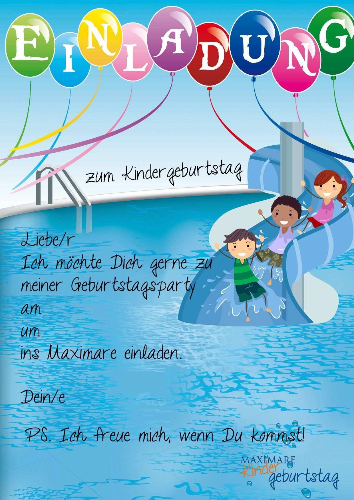 Einladung Kindergeburtstag Text 2 Geburtstag Luxury Gebu Geburtstags Einladung Kinder Einladungskarten Kindergeburtstag Text Einladungskarten Kindergeburtstag