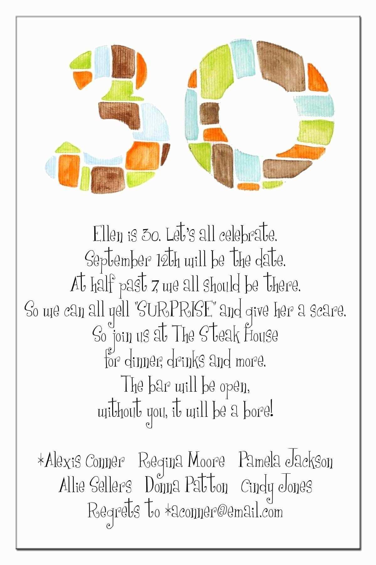 Einladungskarten Einladungen 30 Geburtstag Einladung Insparadies Einladung Insparadie Einladung 30 Geburtstag Einladung Geburtstag Spruch 30 Geburtstag