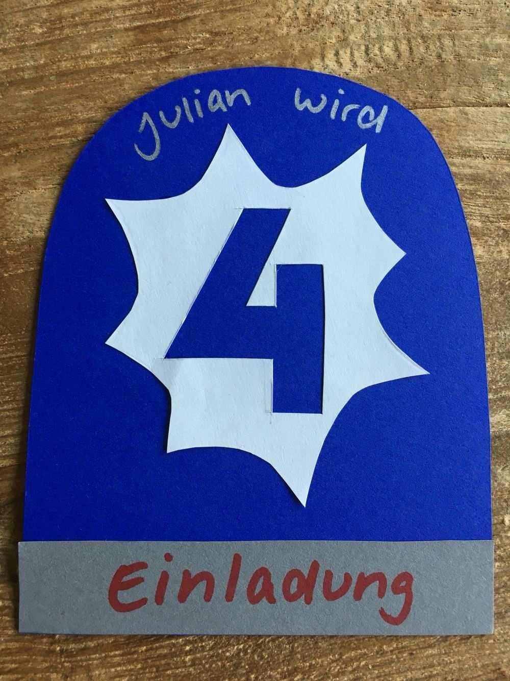 Blaulicht Einladungskarte Fur Unsere Feuerwehr Party Geburtstagseinladungen Kinder Polizei Geburtstag Kindergeburtstag