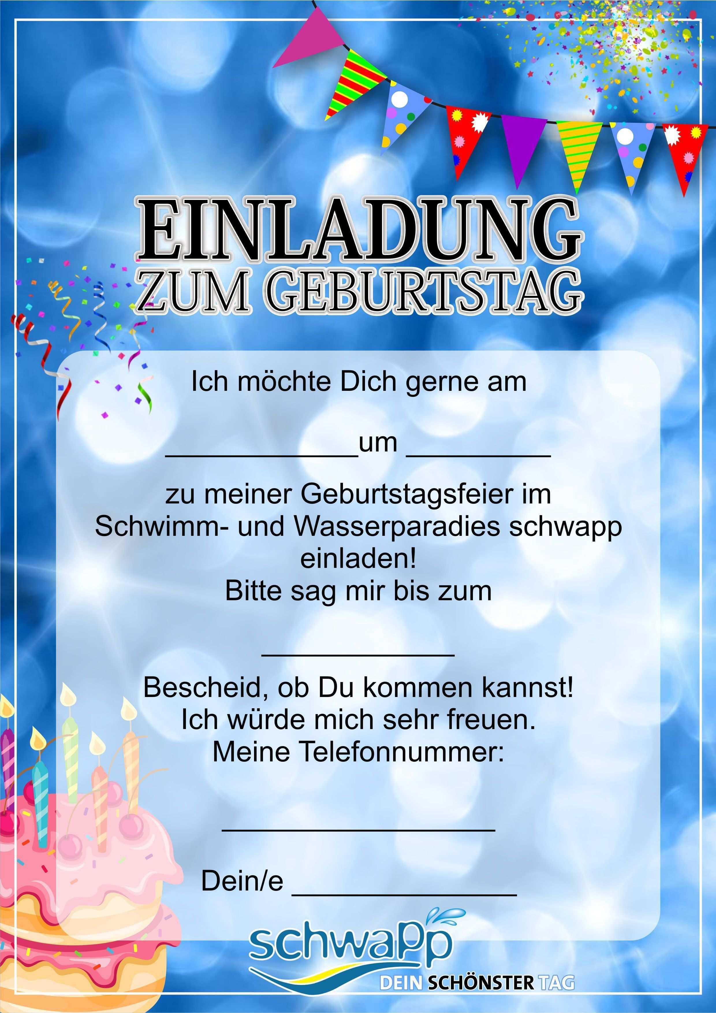 Einladungskarten Kindergeburtstag Thema Schwimmbad Einladungskarten Kindergeburtstag Einladung Geburtstag Einladungskarten Kindergeburtstag Zum Ausdrucken